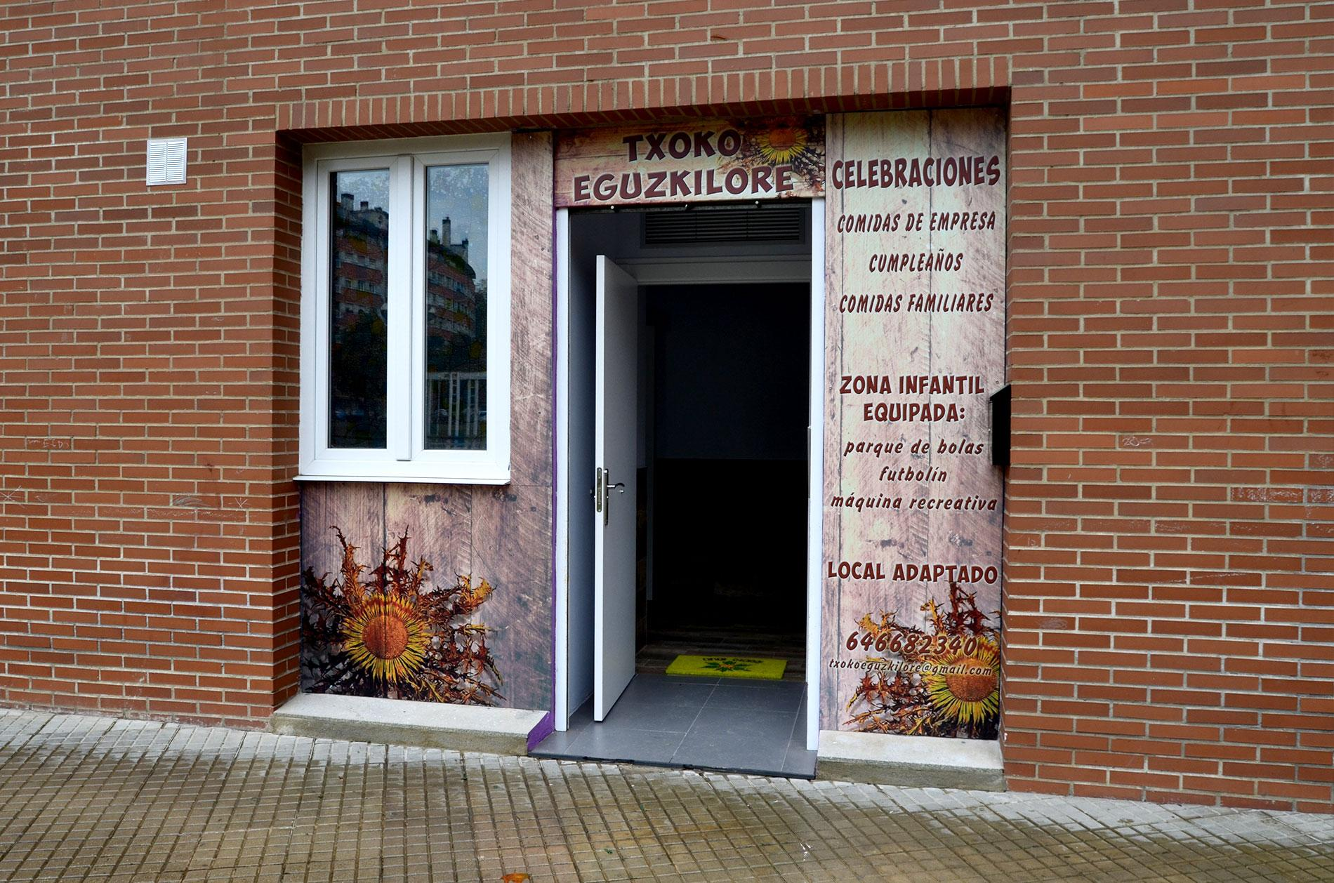 Txoko Eguzkilore - Exterior
