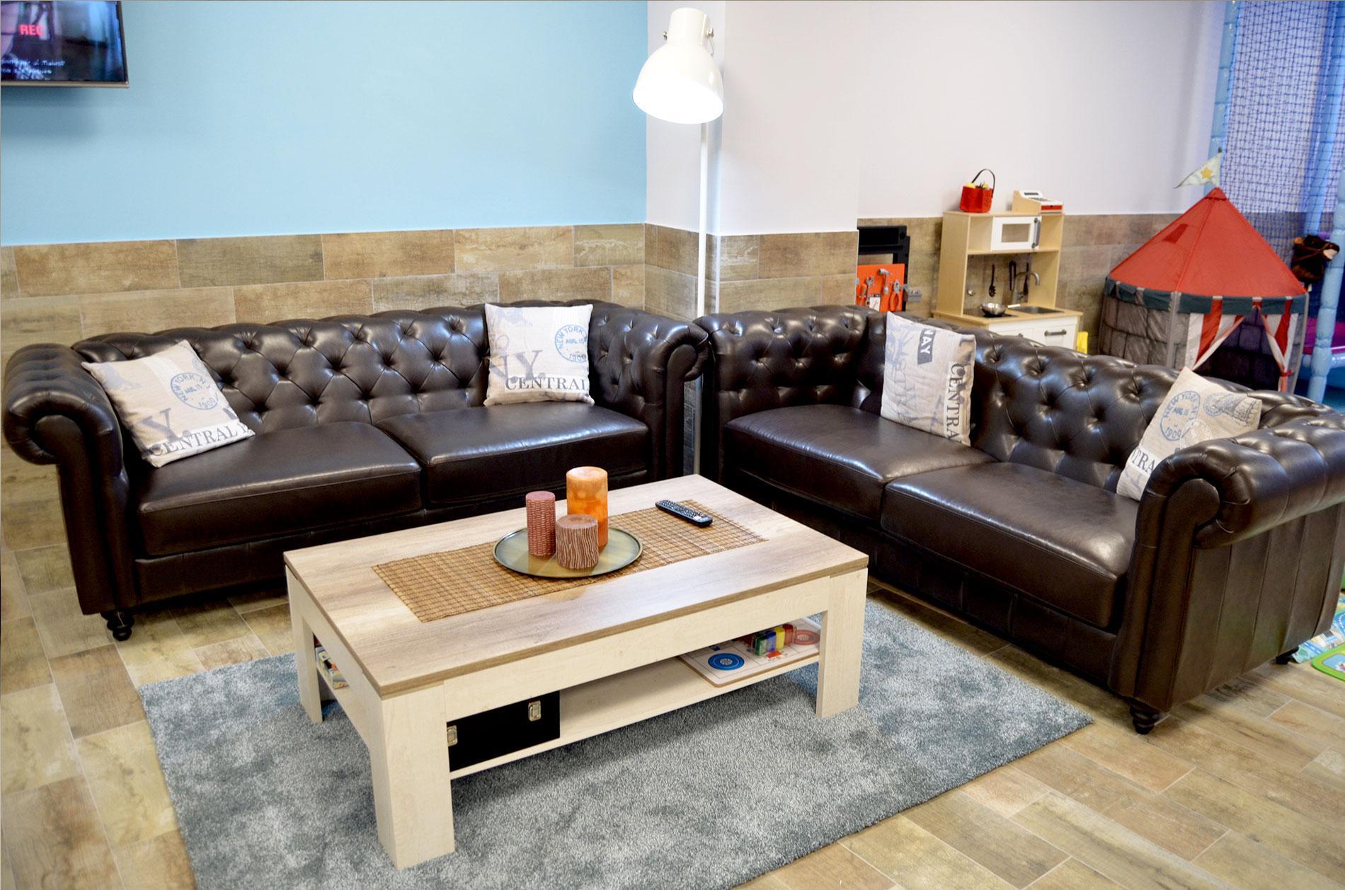 Txoko Eguzkilore - Zona de sofás